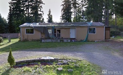 Pierce County Single Family Home For Sale: 1912 190th Ave KPS