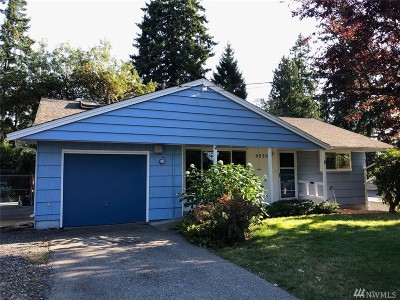Edmonds Single Family Home For Sale: 9230 217 St SW