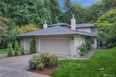 Redmond Single Family Home For Sale: 8618 134 Ct NE