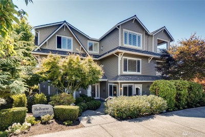 Edmonds Condo/Townhouse For Sale: 636 Daley St #1