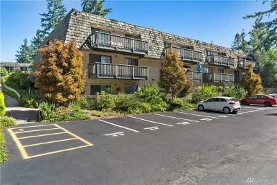 Bellevue Condo/Townhouse For Sale: 1420 153rd Ave NE #3714