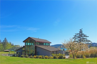 Anacortes Single Family Home For Sale: 4457 South Shore Dr