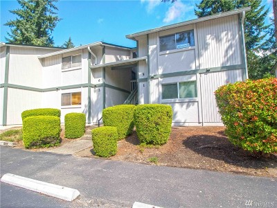 Federal Way Condo/Townhouse For Sale: 416 S 321st Place #J5