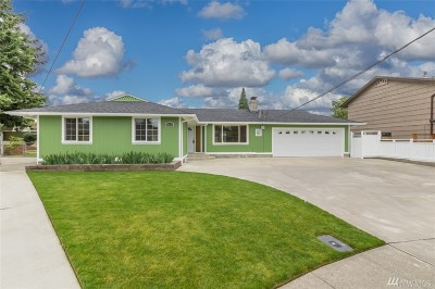 Kent Single Family Home For Sale: 10819 SE 229th St