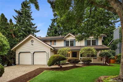Kirkland Single Family Home For Sale: 12908 NE 111th Place