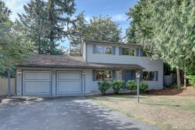 Edmonds Single Family Home For Sale: 22026 78th Place W