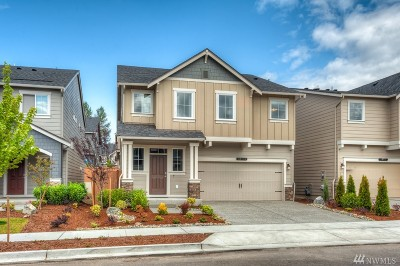 Lake Stevens Single Family Home For Sale: 9904 13st St SE #G2