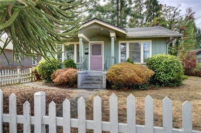 Mason County Single Family Home For Sale: 655 Cascade Ave