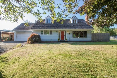 Montesano Single Family Home For Sale: 1105 Lake Dr