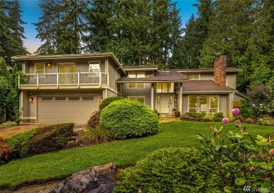 Sammamish Single Family Home For Sale: 2066 213th Ave NE