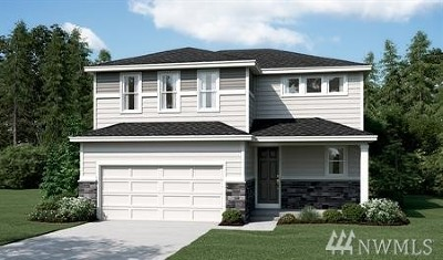 Buckley Single Family Home For Sale: 1560 E Dieringer Ave