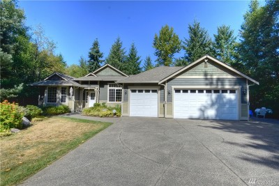 Rainier Single Family Home For Sale: 11948 Windtree Lane SE