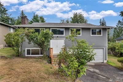 Renton Single Family Home For Sale: 4926 NE 24th St