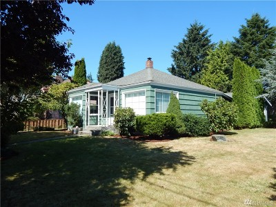 Burlington Single Family Home For Sale: 935 E Rio Vista Avenue