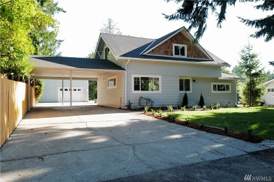 Kent Single Family Home For Sale: 9641 S 243rd St