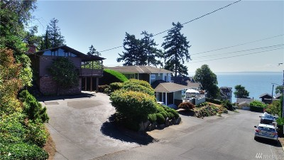 Shoreline Single Family Home For Sale: 2529 NW 191st Place