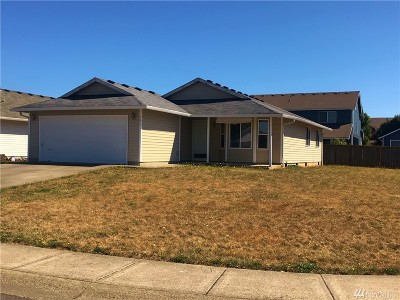 Chehalis Single Family Home For Sale: 121 Harold Dr