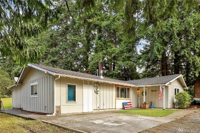 Bellingham Single Family Home For Sale: 6068 Fazon Rd
