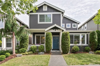 Issaquah Single Family Home For Sale: 1972 25th Ave NE
