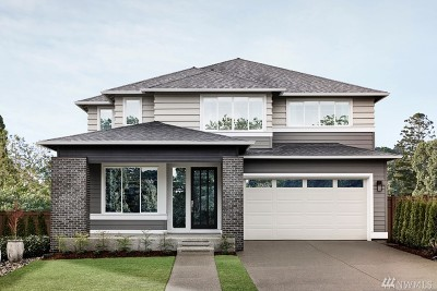 Lake Stevens Single Family Home Contingent: 10020 22nd Place SE