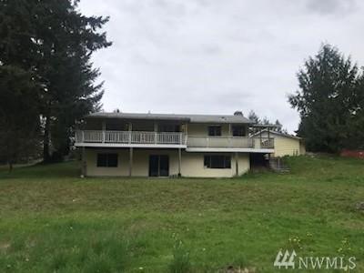 Eatonville Single Family Home For Sale: 4812 320th St E