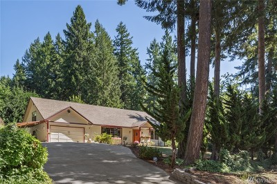 Gig Harbor Single Family Home For Sale: 1019 34th Ave NW