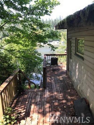 Eatonville Single Family Home For Sale: 38804 Ski Park Rd