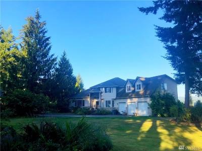 Pierce County Single Family Home For Sale: 16016 275th St E