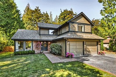 Maple Valley Single Family Home For Sale: 21028 SE 256th Place