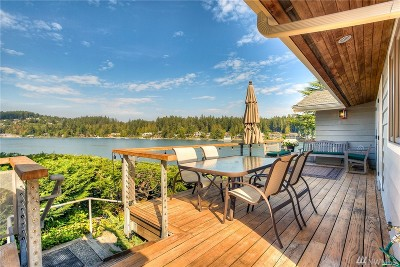 Pierce County Single Family Home For Sale: 3925 Forest Beach Dr NW