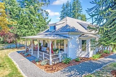 Lake Stevens Single Family Home For Sale: 4105 147th Ave NE