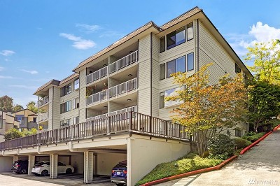 Mercer Island Condo/Townhouse For Sale: 2930 76th Ave SE #A103