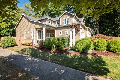Olympia Single Family Home For Sale: 2330 55th Ave SE