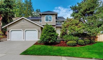 Bothell Single Family Home For Sale: 9132 NE 151st St