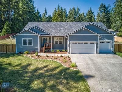 Olympia Single Family Home For Sale: 7031 La Vista Dr SW