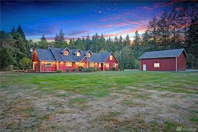 Camano Island Single Family Home For Sale: 770 Elderberry Lane