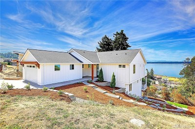 Camano Island Single Family Home For Sale: 283 Henning Dr