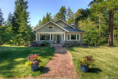 Graham Single Family Home For Sale: 27512 Webster Rd