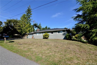 Whatcom County Single Family Home Pending Inspection: 2920 Alderwood Ave