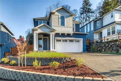 Federal Way Single Family Home For Sale: 31318 43rd Place SW
