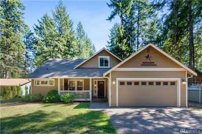Pierce County Single Family Home For Sale: 11101 Minterwood Dr Dr NW