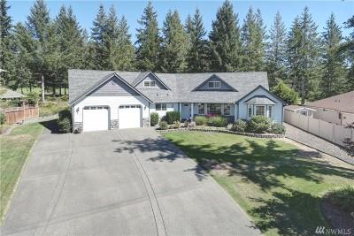 Single Family Home For Sale: 470 E Soderberg Rd
