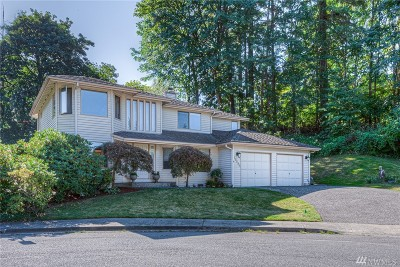 Bothell Single Family Home For Sale: 10821 NE 182nd Ct