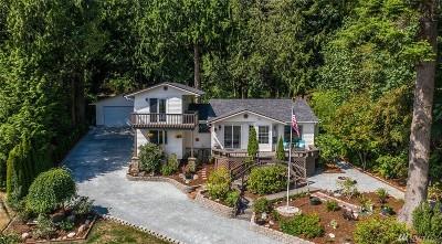 Stanwood Single Family Home For Sale: 15716 Stuartevant Ave