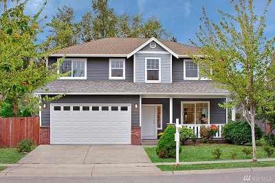 Lynnwood Single Family Home For Sale: 1209 147th Place SW