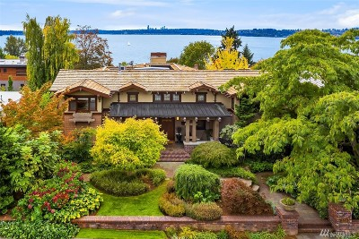 Kirkland Single Family Home For Sale: 325 7th Ave W