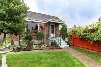 Tacoma WA Single Family Home For Sale: $326,500