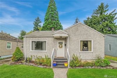 Puyallup Single Family Home For Sale: 602 11th St NW