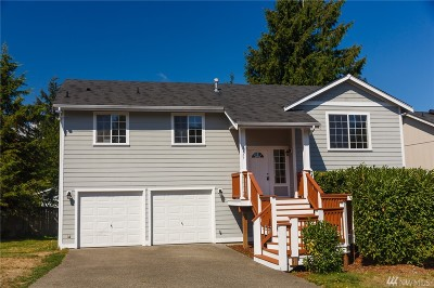 Gig Harbor Single Family Home For Sale: 2427 53rd St Ct NW