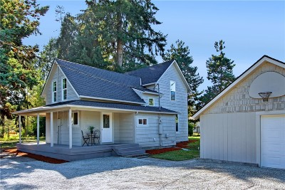 Single Family Home For Sale: 13621 S Machias Rd